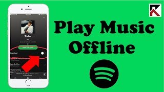Gambar cover How To Play Music Offline Spotify