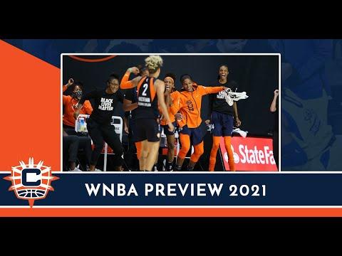 Preview WNBA 2021 : Connecticut Sun