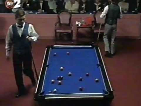 1994 Embassy World 8 Ball Pool - Scotland V Australia,pt1