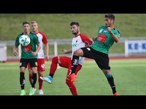 Re-Live // Testspiel // FC Augsburg vs. FC Wacker Innsbruck