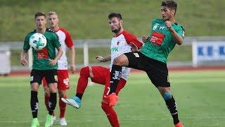 FC Augsburg vs FC Wacker Innsbru. full match