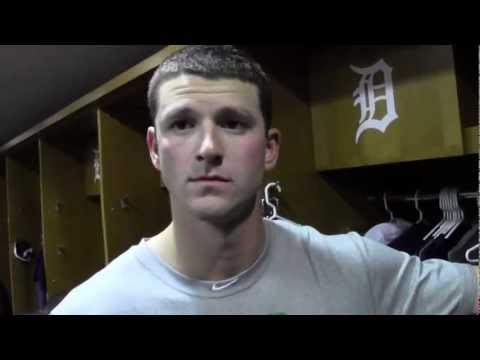 Drew Smyly Tigers Reliever Opening Day