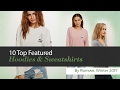 10 Top Featured Hoodies & Sweatshirts By Romwe, Winter 2017