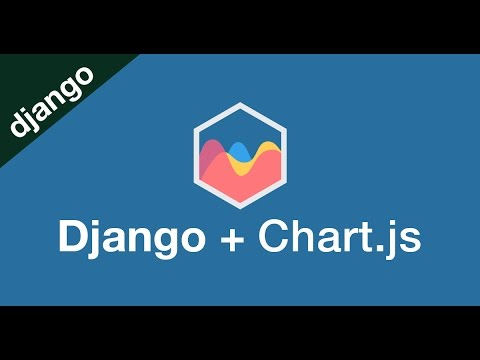 Django + Chart js // Learn to intergrate Chart js with Django