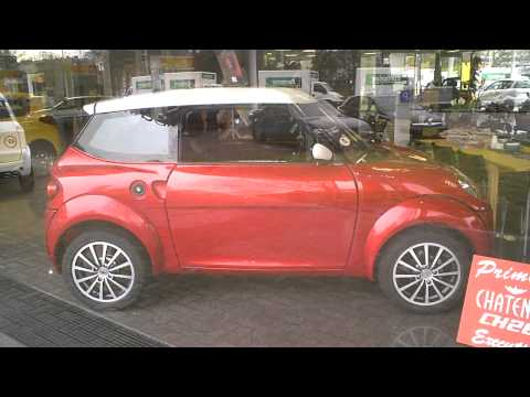 real horsepower + mini micro cars + shell  GAS PRICES !!