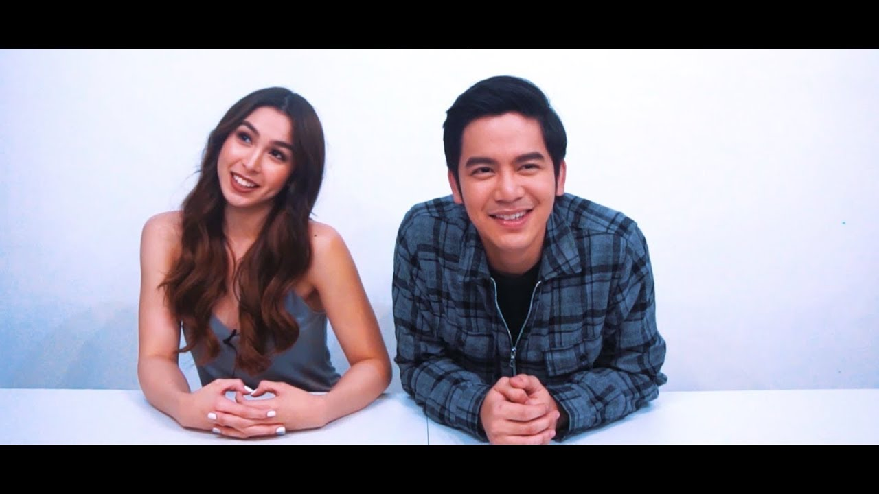 Complete The Sentence With #JoshLia | Metro.Style