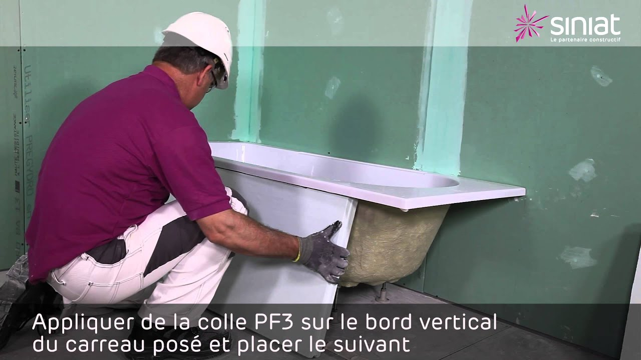Amenager Son Interieur En Carreaux De Platre Pf3 Youtube