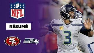 NFL - Les Seahawks sur un coup de dés rocambolesque