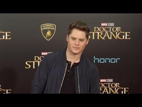 """Matt Shively """"Doctor Strange"""" World Premiere Red Carpet"""