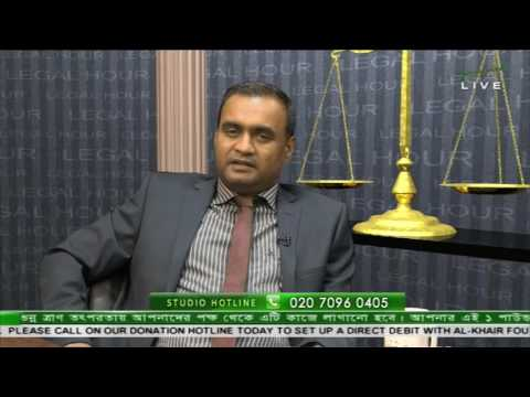 Legal Hour 20092016 By Solicitor Saif Uddin Khaled Part 3