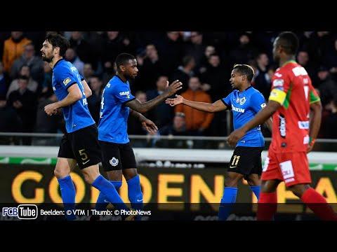 2016-2017 - Jupiler Pro League - PlayOff 1 - 05. Club Brugge - KV Oostende 3-1