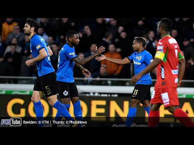 2016-2017 - Jupiler Pro League - PlayOff 1 - 05. Club Brugge - KV Oostende 3-1