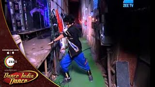 Dance India Dance Season 4  February 16, 2014 - Sumedh's performance
