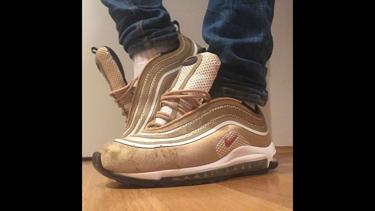Nike Air Max 97 Gold UL 17 - Buying, unboxing and testing