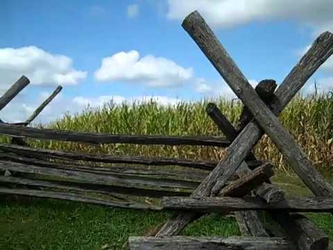 Outta the Way! Visits  The Antietam National Battlefied