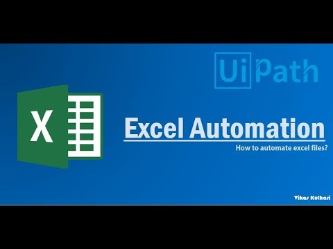 How to Automate Excel Using UiPath?