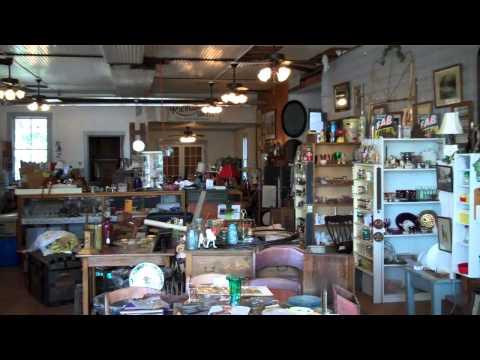 Blaney Park Antique Store - Building for Sale