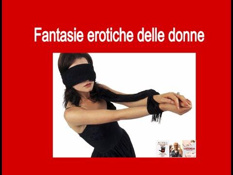 3af95b5f1d7f Le FANTASIE EROTICHE delle DONNE e come usarle nella SEDUZIONE - YouTube