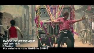 Tain Tain To To | Gangs of Wasseypur | Manoj Bajpai