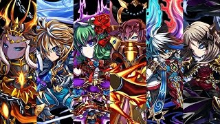 Brave Frontier Story - The 6-Pillars