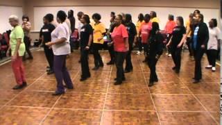 Pimp Walk Line Dance 2 14 15