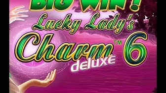 Lucky Ladys Charm 6 BIG WIN - 20e bet - Highroll from our Casino Live Stream