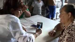 Fundación Cruzada Nueva Humanidad - Brigada Médica 23-09-2010
