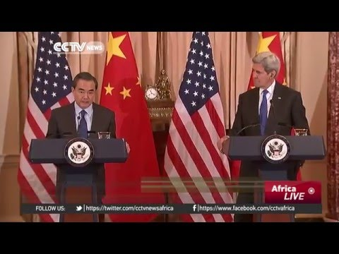 Chinese Foreign Minister Wang Yi, US' Kerry discuss South China Sea, DPRK