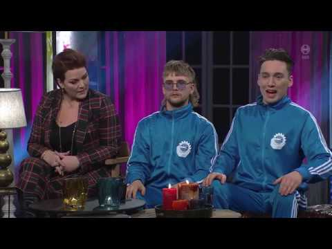 Hatari Interview - 23.02.19 - Eurovision (ENGLISH SUBTITLES)