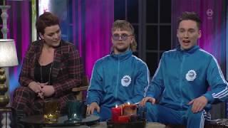 Hatari Interview - 23.02.19 - Eurovision (ENGLISH SUBTITLES)