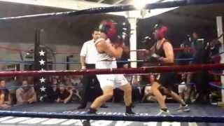 28th Feb 2013 Armoury Jason vs Mark Round 2 and 3