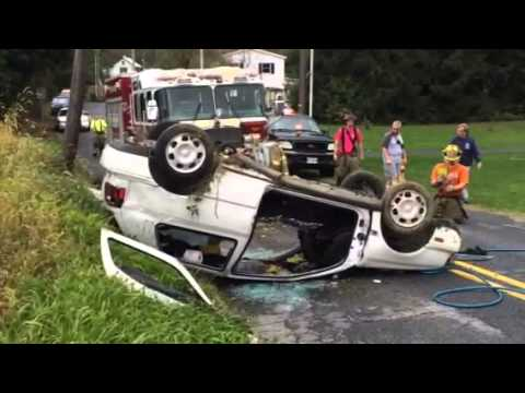 Mt Holly Springs Accident