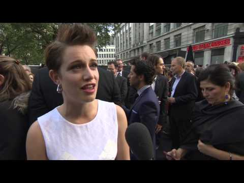 Daniella Kertesz's  'World War Z' World Premiere   Celebs.com