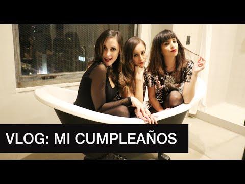 VLOG 3: Festejando mi Cumpleaños en Los Angeles! | Vlogs con Alicia