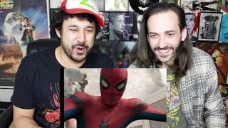 Spider-Man: Homecoming INTERNATIONAL & DOMESTIC TRAILER #3 REACTION & REVIEW!!!