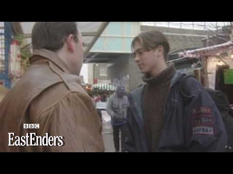 Joe Arrives on The Square - EastEnders - BBC