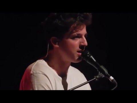 """Charlie Puth """"My Gospel"""" Live In Copenhagen"""