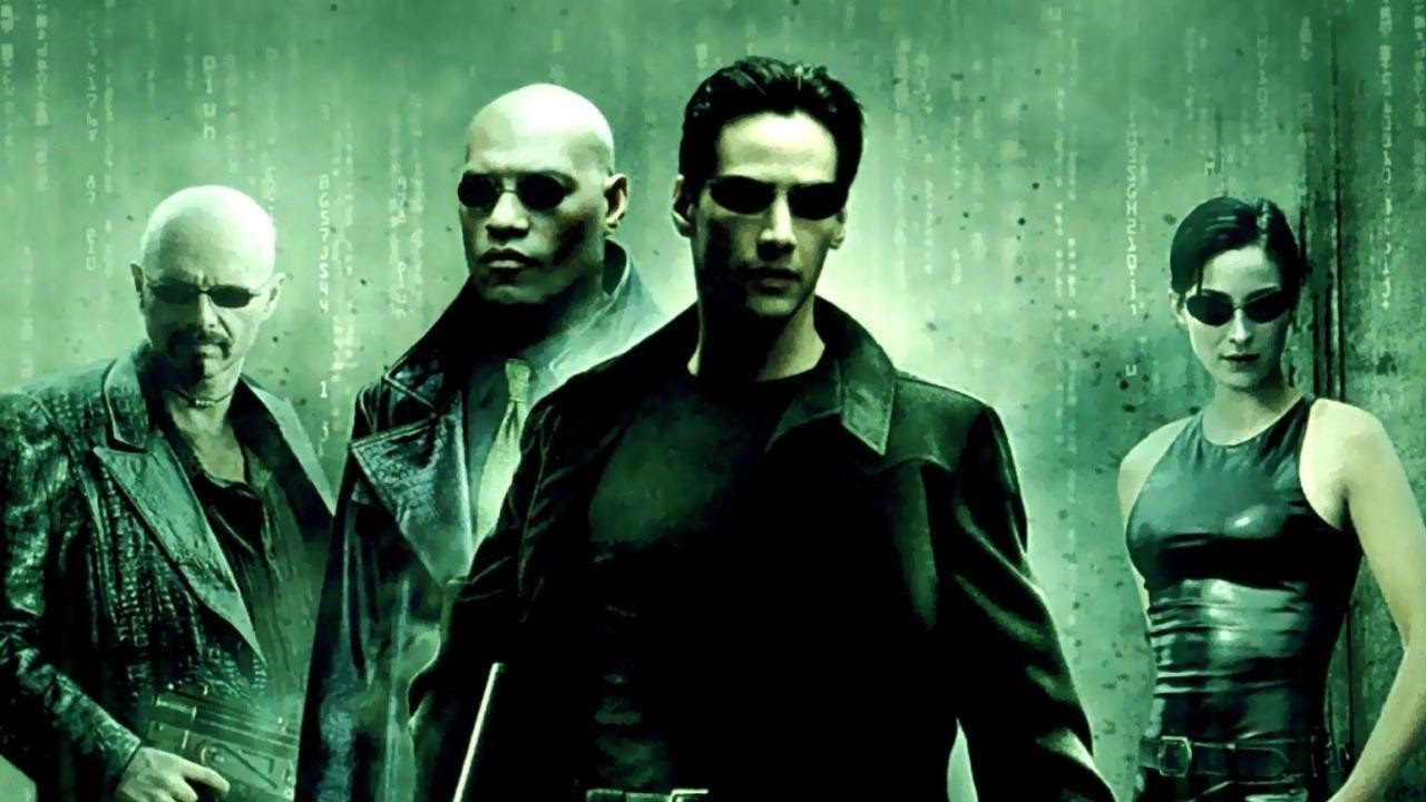 [FR|HD] Matrix Path of Neo : 1er film (The Video-Game) #1