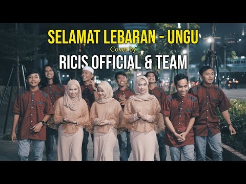 Ricis Official Team Cover Selamat Lebaran Ungu Youtube