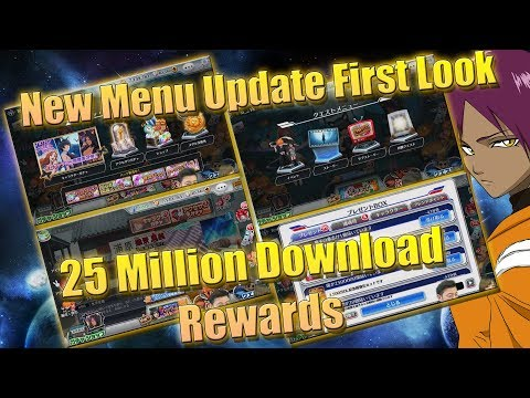Bleach Brave Souls News   25 Million Downloads + New Main Menu First Look Discussion