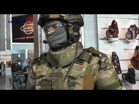 Binokulares nachtsichtgerät militär armee ausrüstung stockfoto