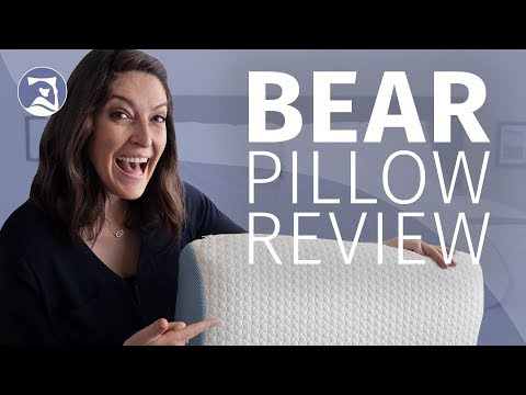 Bear Pillow Review- A Great Choice For Hot Sleepers? (2018 Update)