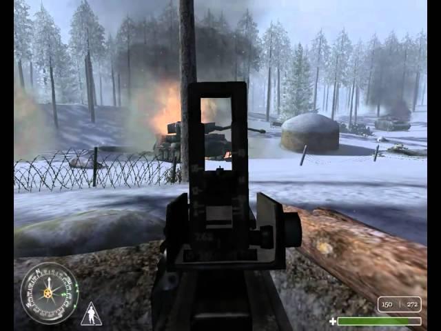 Call of Duty 1 / Кол оф Дьюти 1 скачать торрентом