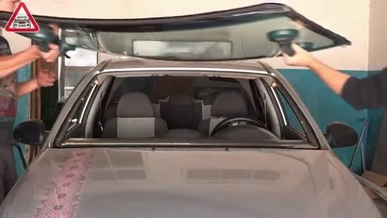 На чем может висеть автомобиль? Казалось бы...