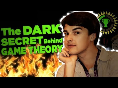 Game Theory: MatPats DARK Secret ~ JustJargons Channel Reviews #√-1