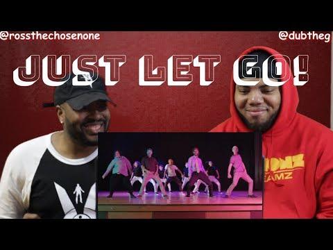 Joyner Lucas & Chris Brown - Just Let Go (REACTION)