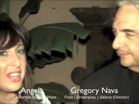 Gregory Nava (Selena, Frida) Interview