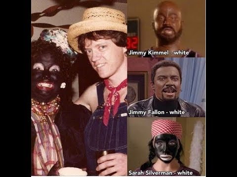 Image result for sarah silverman blackface