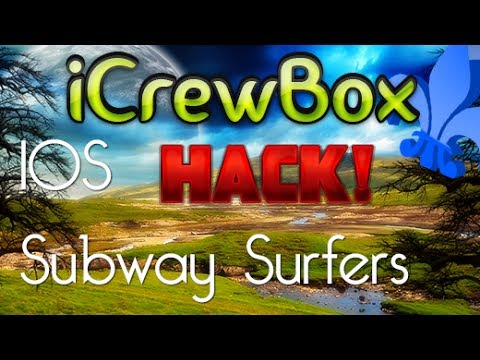 IOS & Android - Subway Surfers Hack