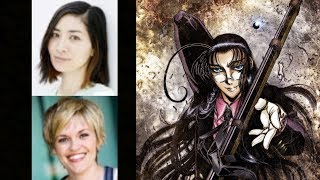 Anime Voice Comparison- Rip Van Winkle (Hellsing)